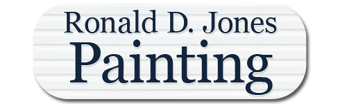 Ronald D Jones Painting Logo